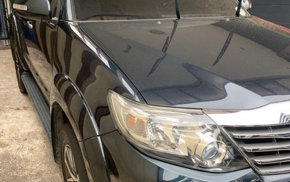 Toyota Fortuner 2.7 7 Seater (A) 2012-2