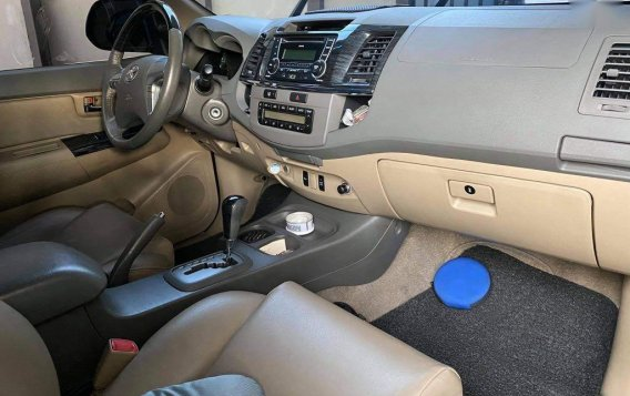 Toyota Fortuner 2.7 7 Seater (A) 2012-6