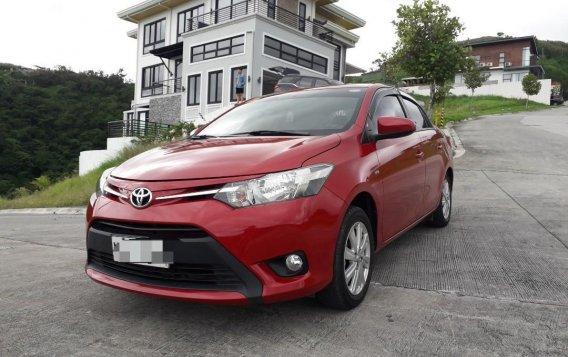 Toyota Vios E Auto 2016-7