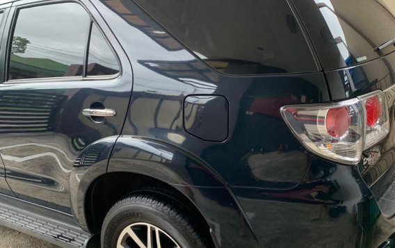 Toyota Fortuner 2.7 7 Seater (A) 2012-1