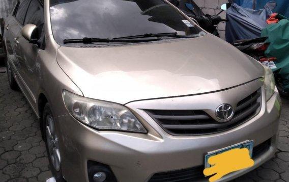 Silver Toyota Corolla Altis 2014 for sale in Makati