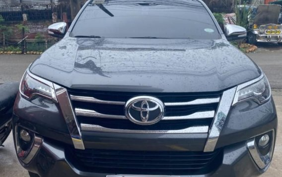 Toyota Fortuner 2.7 7 Seater (A) 2016-2