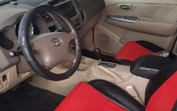 Toyota Fortuner 4X2 Auto 2006-9
