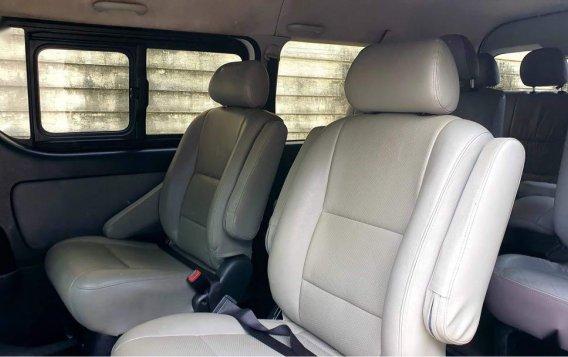 Pearlwhite Toyota Hiace Super Grandia 2015 for sale in Marikina-6