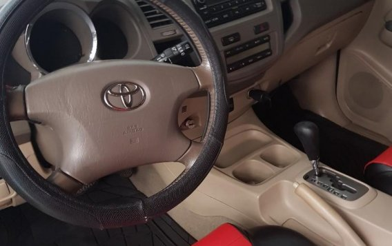 Toyota Fortuner 4X2 Auto 2006-7