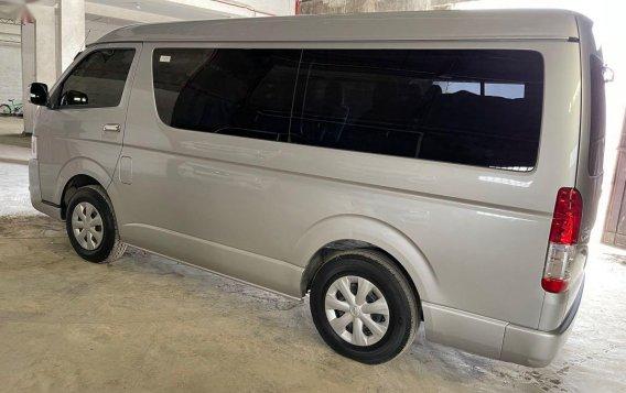 Toyota Hiace 2017-2