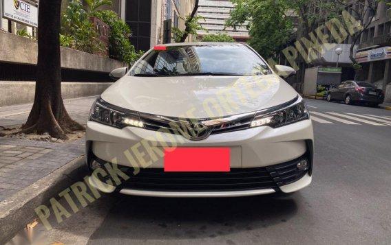 2018 Toyota Corolla Altis 1.6V-4