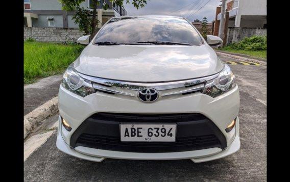 Toyota Vios 2015 Sedan-4