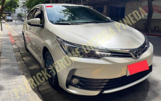 2018 Toyota Corolla Altis 1.6V-1