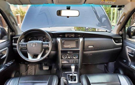 Selling Grey Toyota Fortuner 2016 in San Jose del Monte-7