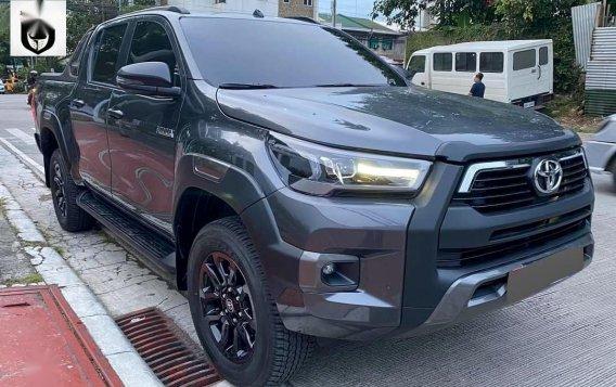 Black Toyota Conquest 2021 for sale in Manila