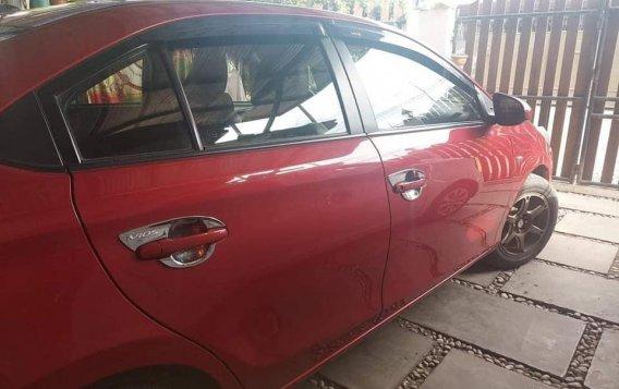 Sell Red 2016 Toyota Vios Sedan in General Santos-4