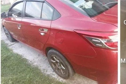 Sell Red 2016 Toyota Vios Sedan in General Santos-3