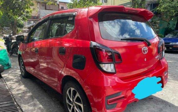 Toyota Wigo 2018 -2