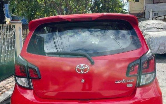 Toyota Wigo 2018 -1