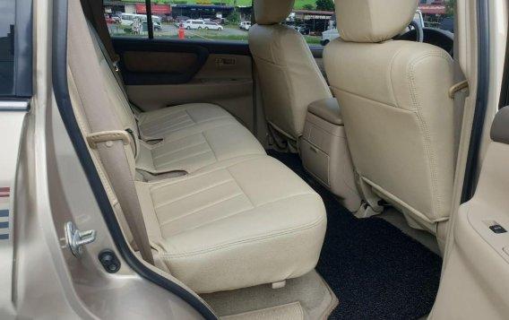 Toyota Land Cruiser 2007-9