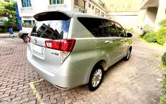 Selling Pearl White Toyota Innova 2019 in San Juan-3