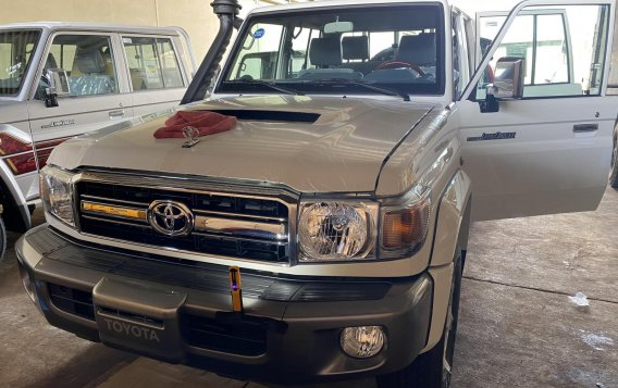 Toyota Land Cruiser 2021-2