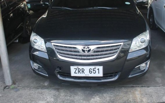 Selling Black Toyota Camry 2010 in Quezon