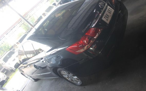 Selling Black Toyota Camry 2010 in Quezon-5