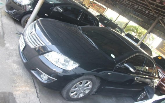 Selling Black Toyota Camry 2010 in Quezon-1