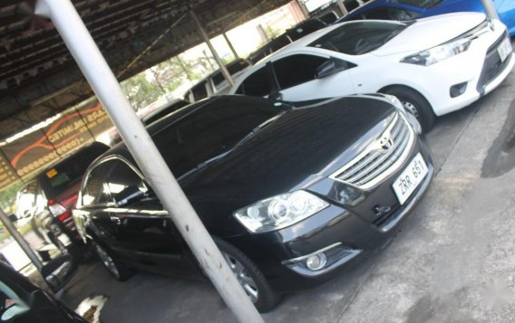 Selling Black Toyota Camry 2010 in Quezon-2