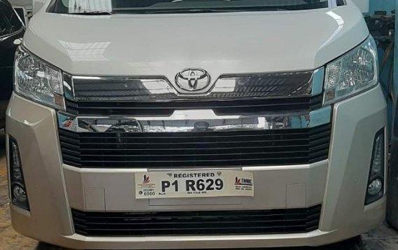 Toyota Grandia 2019