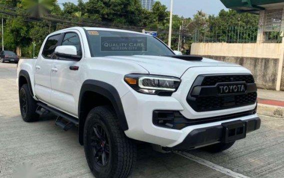 Sell 2021 Toyota Tacoma