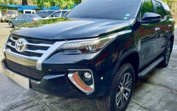 Sell 2020 Toyota Fortuner-2