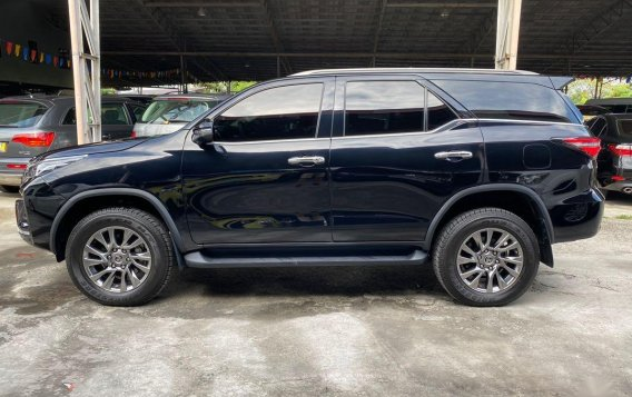Selling Toyota Fortuner 2021-6