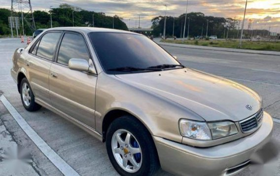 Sell 2000 Toyota Corolla Altis