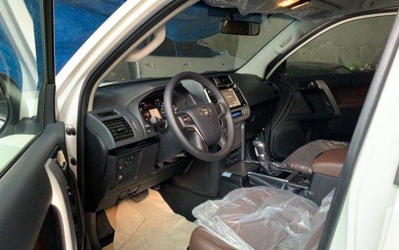Selling Toyota Land Cruiser Prado 2021 -8