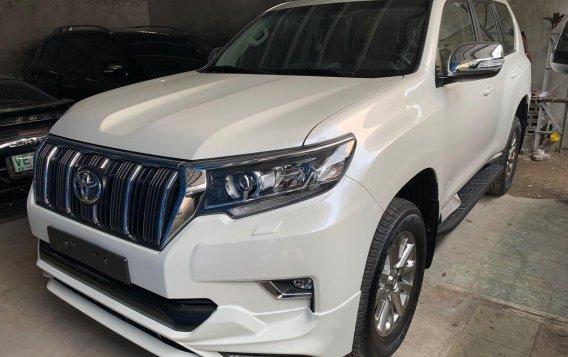 Selling Toyota Land Cruiser Prado 2021 -1