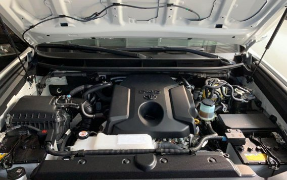 Selling Toyota Land Cruiser Prado 2021 -9