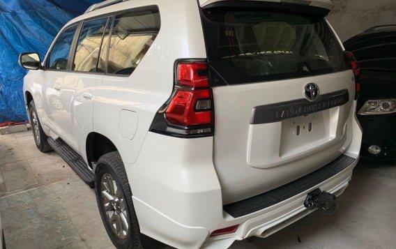 Selling Toyota Land Cruiser Prado 2021 -2