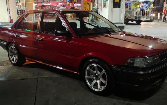 Red Toyota Corolla 1993 for sale in Mandaluyong-2