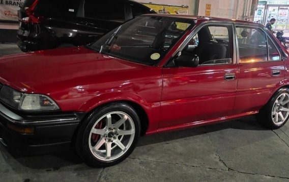 Red Toyota Corolla 1993 for sale in Mandaluyong-3
