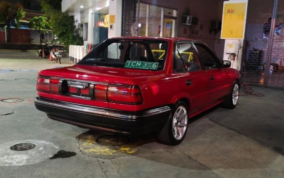 Red Toyota Corolla 1993 for sale in Mandaluyong-1