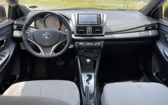 Sell White 2015 Toyota Yaris-6