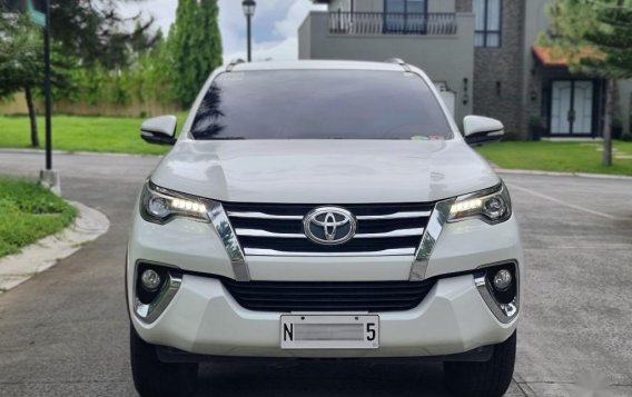 Sell 2017 Toyota Fortuner