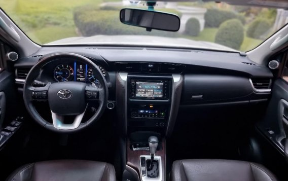 Sell 2017 Toyota Fortuner-5