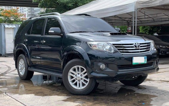 Selling Toyota Fortuner 2014