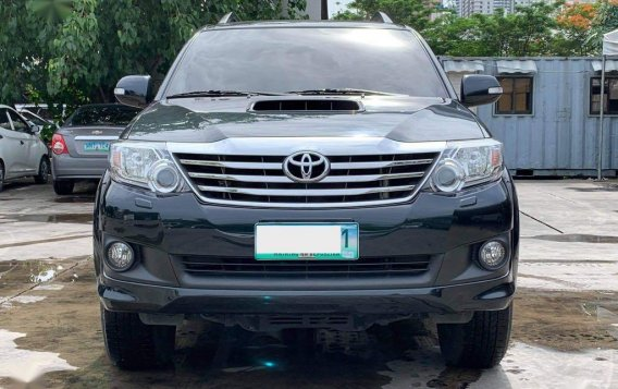 Selling Toyota Fortuner 2014 -1