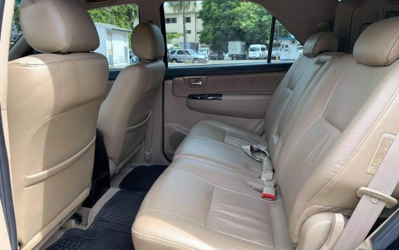 Selling Toyota Fortuner 2014 -5