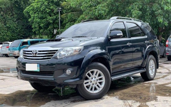 Selling Toyota Fortuner 2014 -2