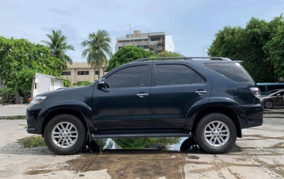 Selling Toyota Fortuner 2014 -8