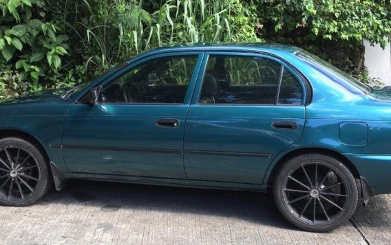 Selling Toyota Corolla 1997 in Manila