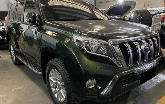 Black Toyota Prado 2015 for sale in Quezon-3