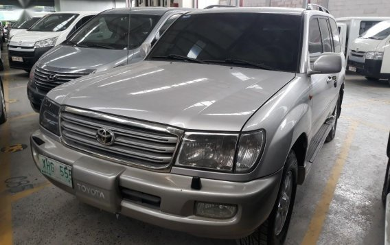 Brightsilver Toyota Land Cruiser 2003 for sale in Cainta-2