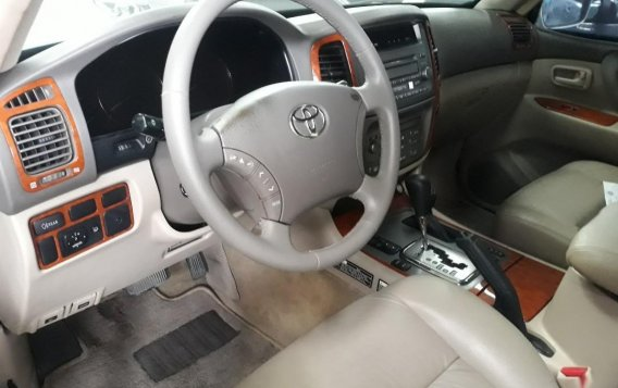Brightsilver Toyota Land Cruiser 2003 for sale in Cainta-5